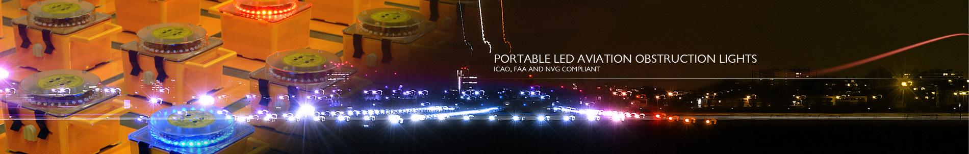 Asiolum, Distributeur exclusif des Balises d'obstacle à la navigation aérienne OBELUX en France, Balises Basse Intensité