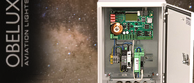 Obelux – Boitier de contrôle distant (Web/SMS)