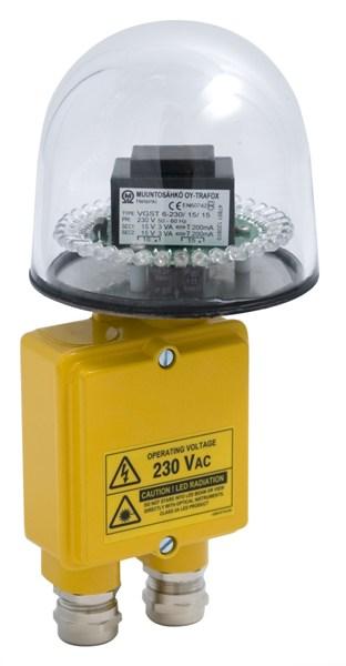 OBELUX - Balises d'obstacle LED de basse intensité (1ère Génération)