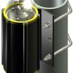OBELUX - Platine de montage pour Balises Faible Intensité MS-HV80_VERTICAL_medium