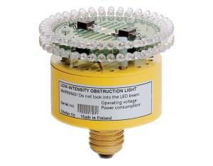 OBELUX_ICAO_FAA - LED Ampoule de rechange (E27) TYPE A et B, L-810
