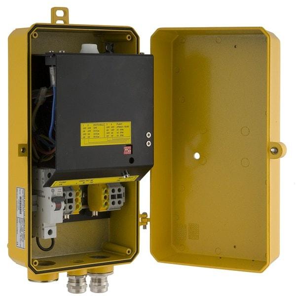 Obelux - Power supply - Asiolum, Distributeur exclusif des Balises d'obstacle à la navigation aérienne OBELUX en France, Balises Infra-Rouge, Basse, Haute et moyenne Intensité